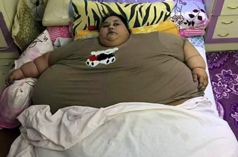 World's fattest woman to get help from Indian doctor
