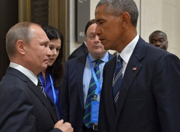 U.S, Russia in fresh face-off as Obama expels 35 diplomats