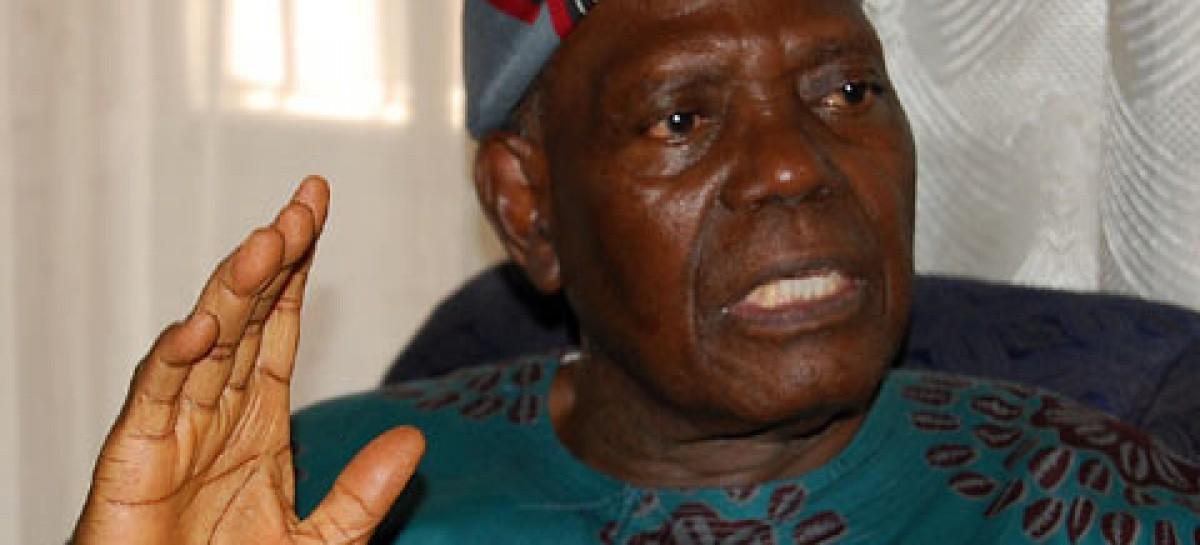 Buhari congratulates APC stalwart, Bisi Akande, at 78