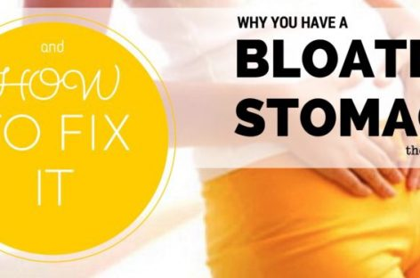 Bloated stomach symptoms and how to fix it quick