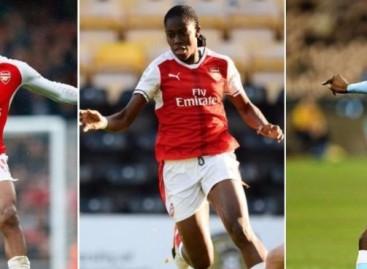 Oshoala, Iwobi, Iheanacho shine at Glo-CAF awards