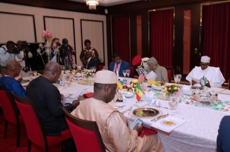 ECOWAS leaders to meet Jammeh again Wednesday