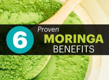 Moringa benefits hormonal balance, digestion, mood & more