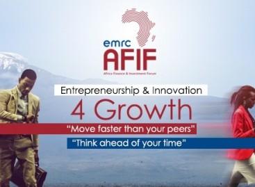Finalists for Africa Finance & Investment Forum (AFIF) Entrepreneurship Award 2017 announced