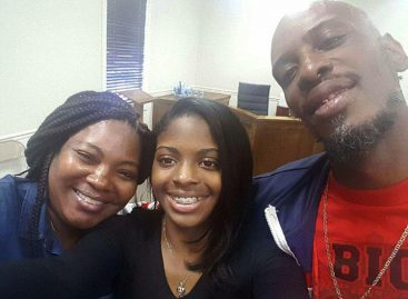 Kamiyah Mobley, kidnapped as infant, meets biological parents