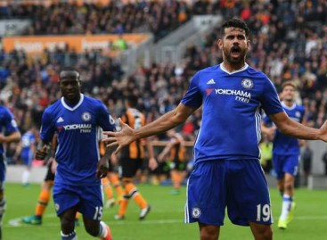 Conte pushing me out of Chelsea – Costa