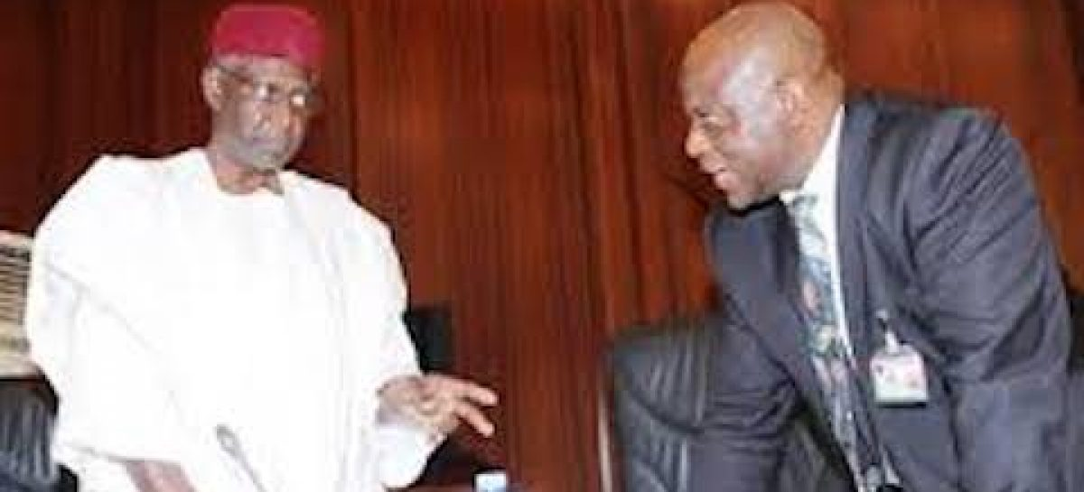 Recession: Buhari's Chief of Staff meets Niger Delta commissioners