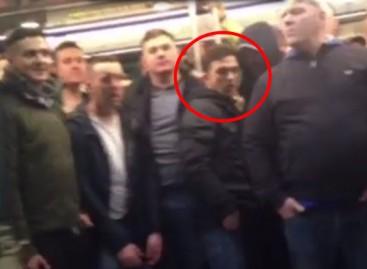 Chelsea fans found guilty for Paris metro racism