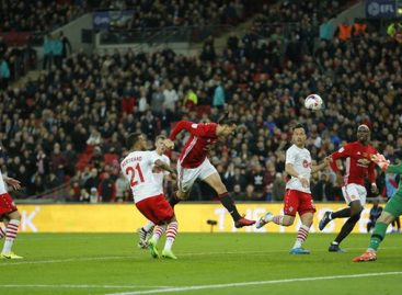 Man United win EFL Cup after thrilling final