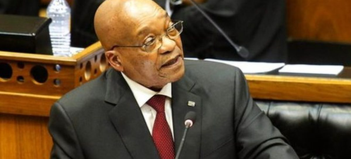 Ahead of national address, Zuma sends 440 soldiers to 'maintain order' in parliament