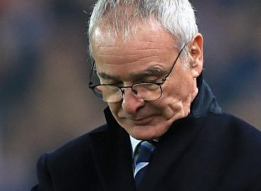 Claudio Ranieri: Leicester City sack Premier League-winning manager