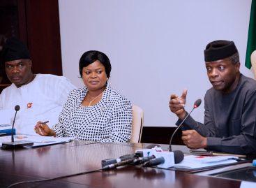 Osinbajo inaugurates Private Sector Advisory Group for SDGs