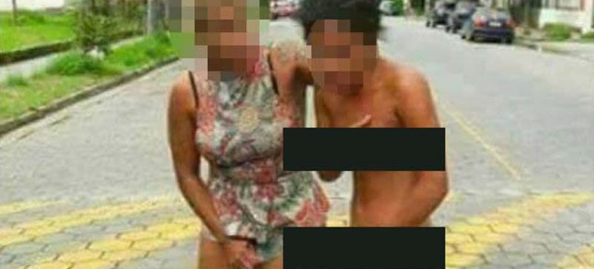 Brazilian wife shaves rival's hair, parades her naked