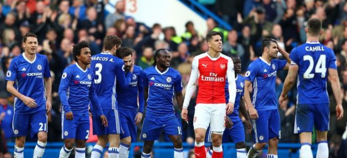 Alan Shearer: Arsenal's DNA has changed – they roll over when the going gets tough