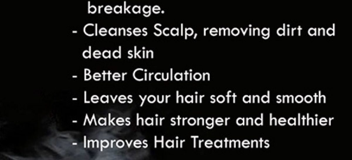 Benefits of hair steaming
