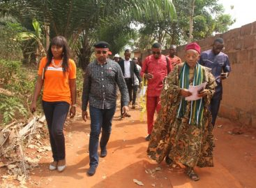 Cal-Maji Foundation launches free ICT Centre in Kogi