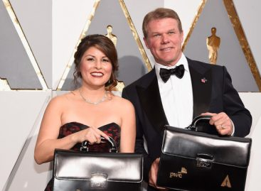 The 'couple' who know Oscar winners days before award ceremony