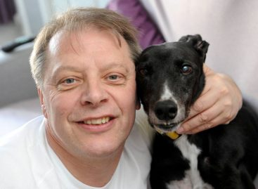 Devoted owner gave his dog mouth-to-mouth resuscitation to save her after heart attack