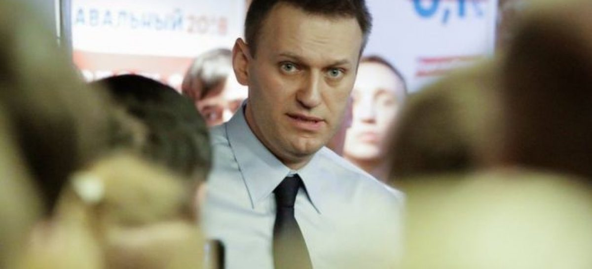 Alexei Navalny: Russian opposition leader 'found guilty'
