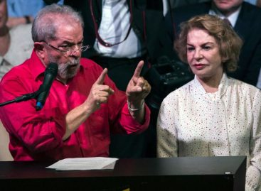 Brazil's former First Lady is 'brain dead'