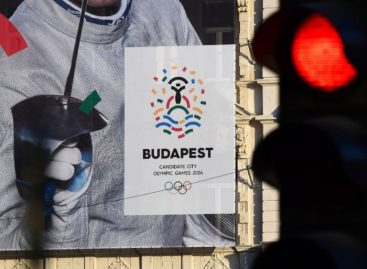 Budapest to drop bid for 2024 Olympic Games