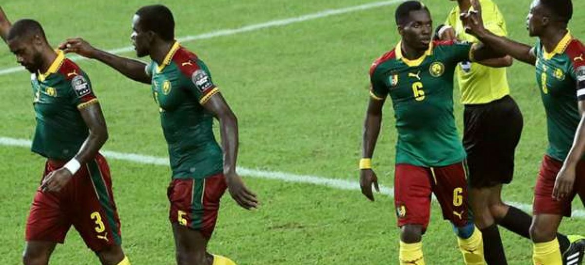 Cameroun are African Champions
