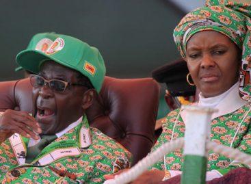 My husband's corpse could win re-election in Zimbabwe – Grace Mugabe