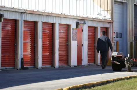 Woman found guilty of hiding six dead infants in locker
