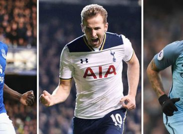 Kane, Jesus, Lukaku, 3 others nominated for EPL Player of the Month