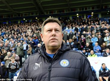 Shakespeare appointed full-time Leicester manager