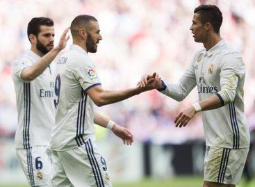 Spanish La Liga results for Saturday
