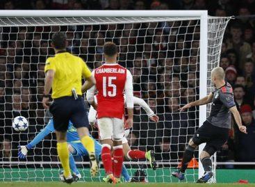Arsenal Humiliated Again By Ruthless Bayern Munich