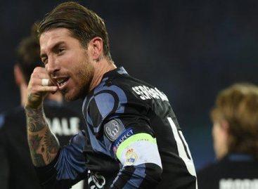 Ramos inspires Real's comeback at Napoli