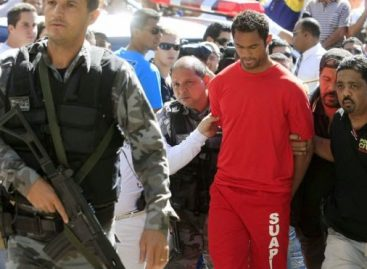Outrage as Brazilian club sign convicted murderer
