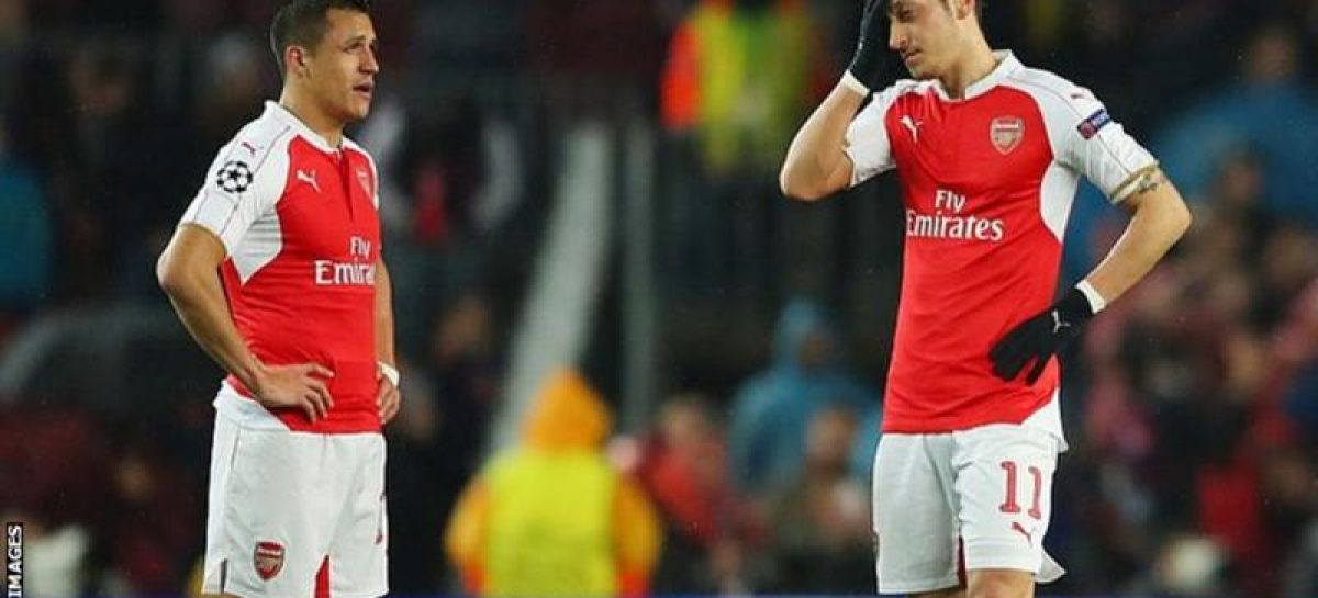 Alexis Sanchez & Mesut Ozil: Contract talks with Arsenal pair on hold – Arsene Wenger