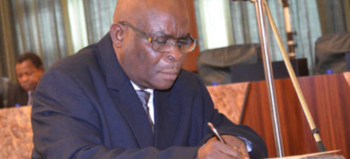 Senate confirms Justice Onnoghen as substantive CJN