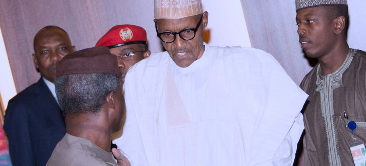 Nigerian govt plans 'extraordinary session on security'