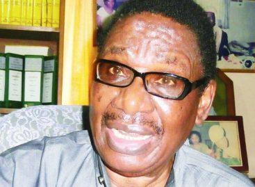 Tuface's protests should have started from Otuoke – Itse Sagay