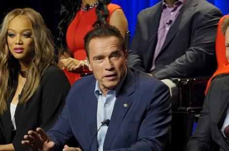 Arnold Schwarzenegger quits Celebrity Apprentice show over Trump's 'burden'