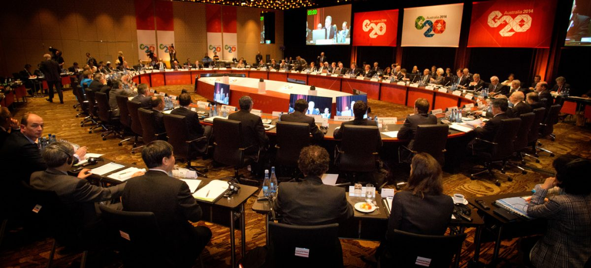 G20 finance ministers drop anti-protectionist pledge