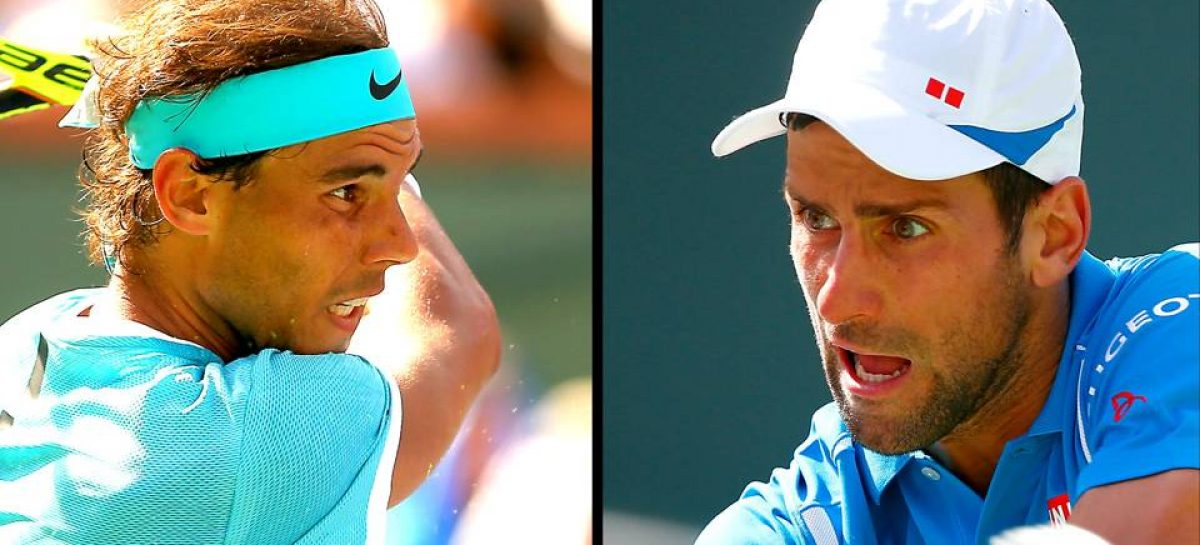 Nadal, Djokovic out of Indian Wells