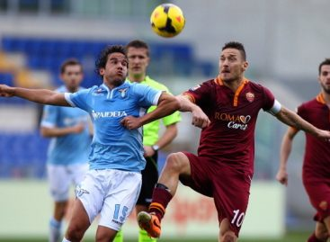 Italian Serie A results for Sunday