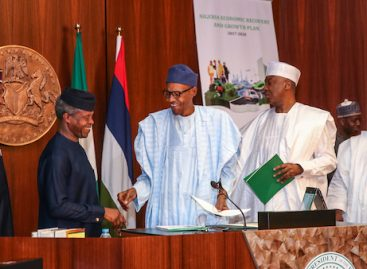 New economic recovery plan targets 7% growth rate – Buhari