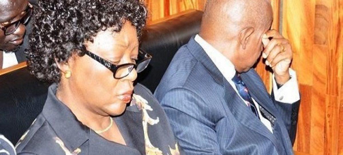 Court dismisses Nigerian govt's case against Justice Ademola, wife