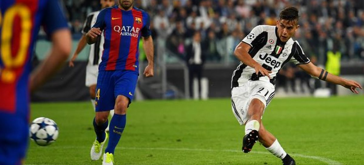Champions League Quarter-final results for Tuesday