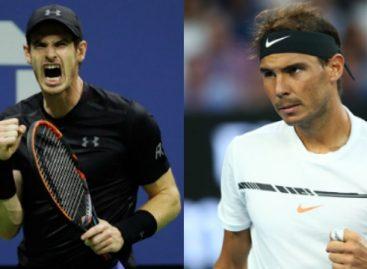Murray, Nadal reach semi-finals at Barcelona Open