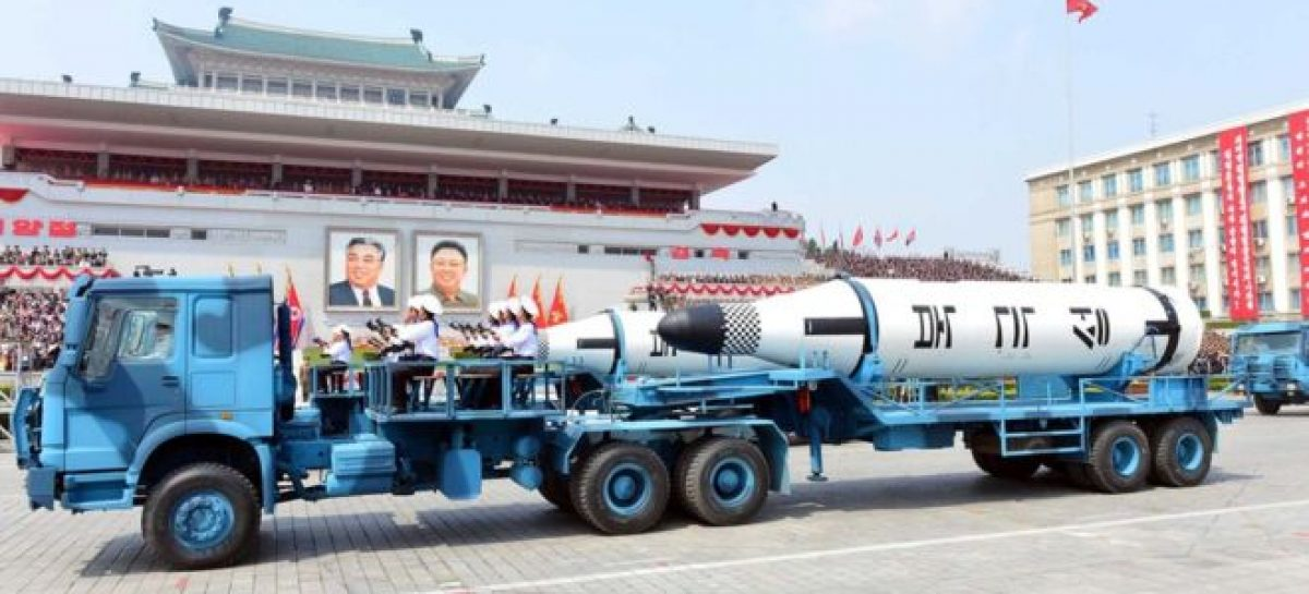 We're 'seriously concerned' about N'Korea's nuclear threats – China