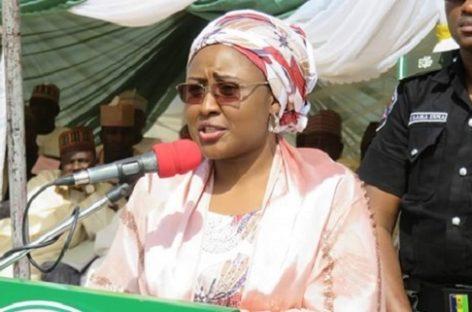 Aisha Buhari lauds emergence of 2 female APC senatorial candidates in Adamawa
