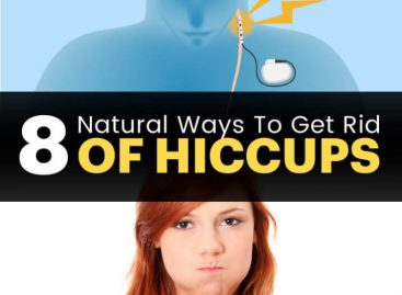 How to get rid of hiccups: 8 natural treatments
