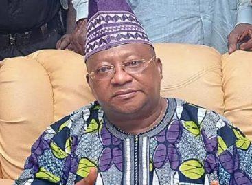 Buhari condoles with Osun people, NASS over Senator Adeleke's death